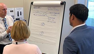 Leadership Model Roadshow: UK