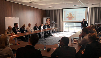 Leadership Model Roadshow: North Europe