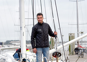 Vendée Globe 20-21: Giancarlo Pedote and Prysmian Group are ready for the first big test