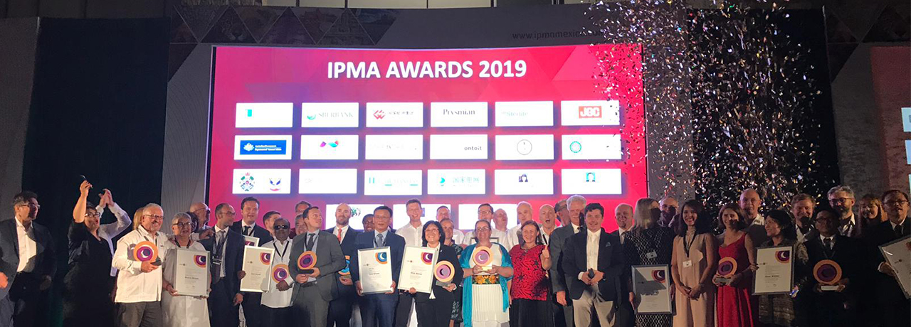 Prysmian Group is among the three finalists for IPMA Global Project Excellence Award 2019