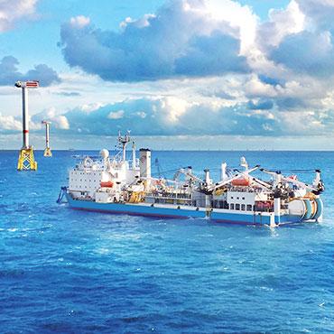 Capacidades de instalação e soluções submarinas